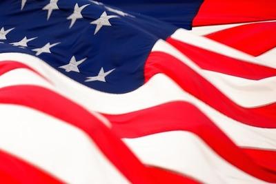 Medium american flag(1000)