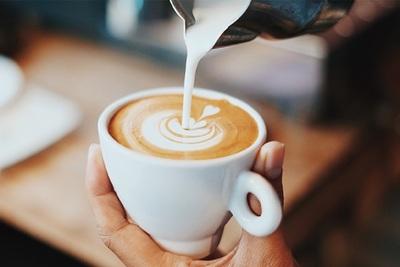 Medium latte