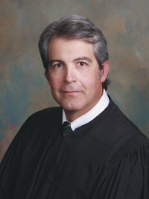 The Honorable Todd Hernandez, 19th JDC Judge