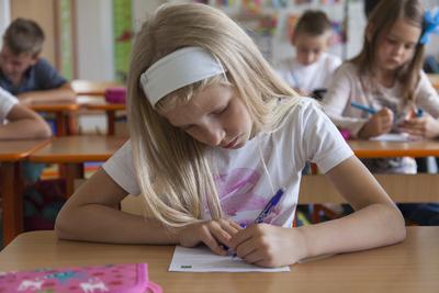 Medium grade school 06
