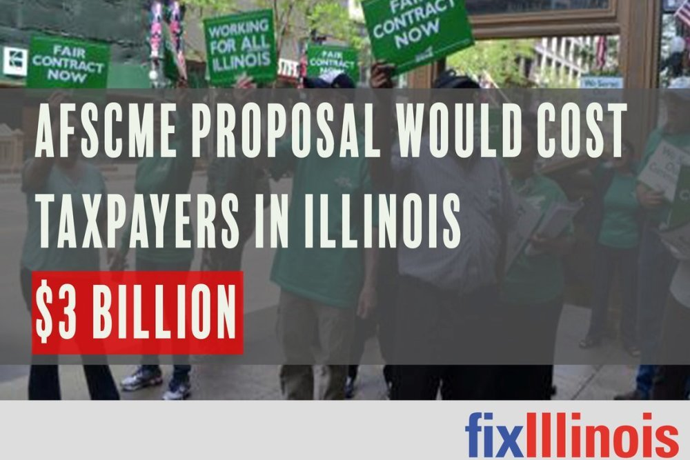 Petition via FixIllinois.com offers hope to union workers