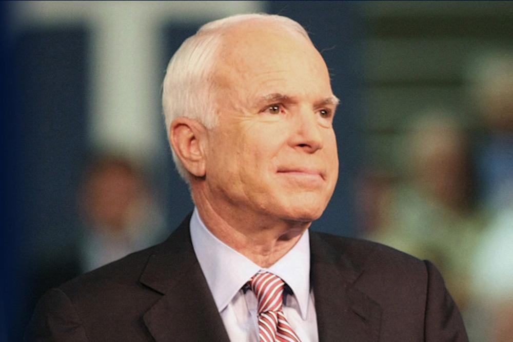 Sen. John McCain (R-AZ)