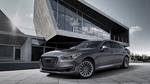 Sleek and aerodynamic define the Genesis.