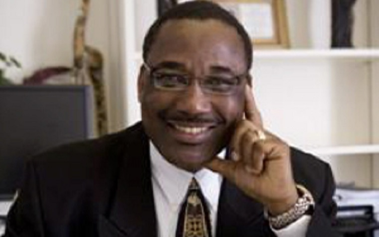 John Bello-Ogunu was previously the associate vice president and chief diversity officer at the College of Charleston.