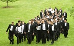 The Miami U. Men's Glee Club will have its recording of