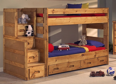 Bunk Beds Always Popular With Kids Can Be Great Space Savers