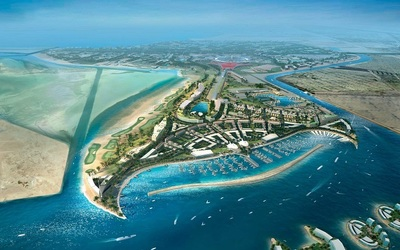 Aldar Properties launches West Yas residential development on Yas Island.