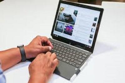 Medium laptop