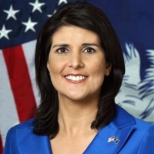 South Carolina Gov. Nikki Haley