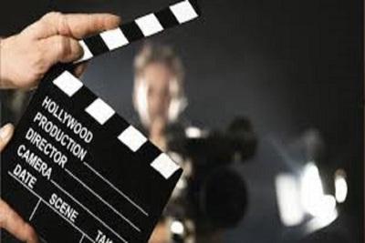 Medium filming