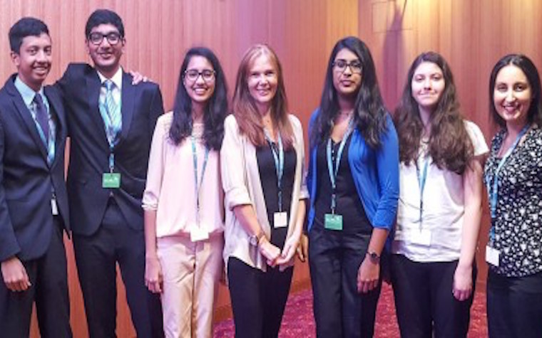 Doha College students participate in recent Qatar Leadership Conference
