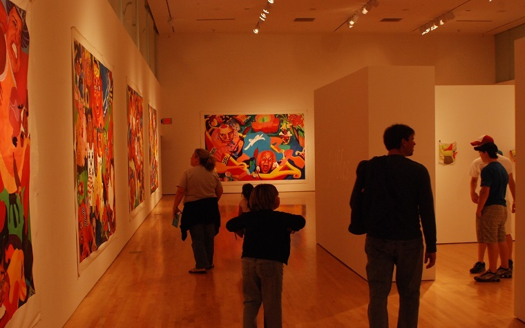 The opening reception for the gallery will be held on June 11 from 6-9 p.m.
