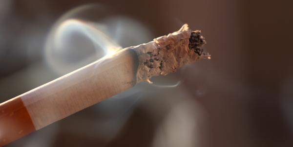 Large smoking