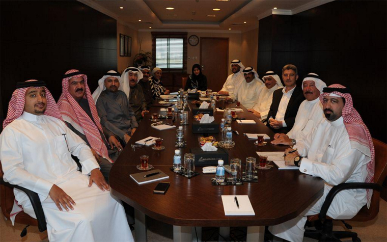 Two sectors of the Bahrain Chamber of Commerce, namely the construction and the real estate committees, hosted a joint meeting in Bait Al Tijjar.
