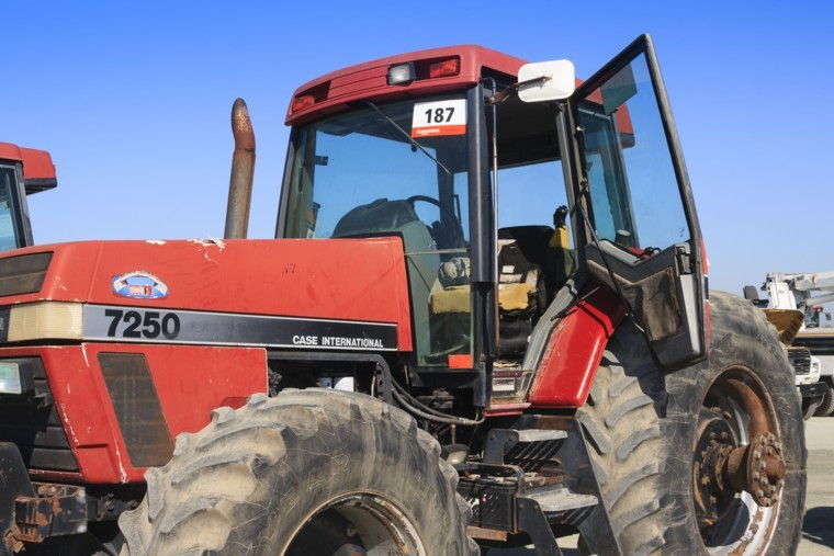All of the Groff Tractor locations, except the one in Ohio, will feature the full CASE CE equipment line.