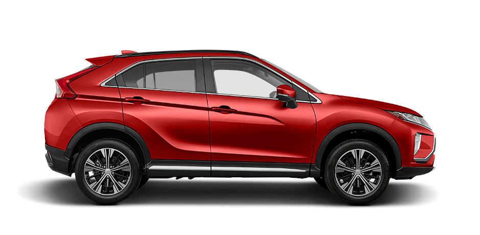 The Mitsubishi Eclipse Cross also has a superb audio system.