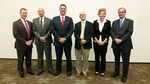 Fifth District Appellate Court candidates discuss qualifications at IDC forum; Barberis said he holds no blame against Bleyer for Fair Courts Now campaign
