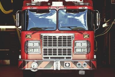 Medium fire 07