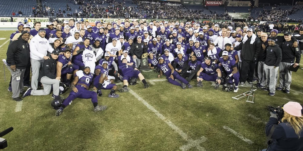 Northwestern claimed a narrow 24-23 victory over the University of Kentucky in the Music City Bowl.