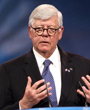 Former NRA President David Keene