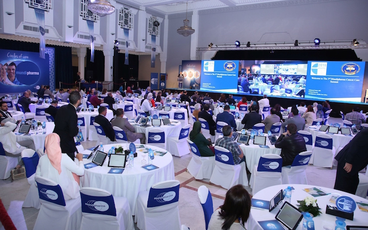 Mundipharma hosts event in Morocco to bring awareness to cancer care innovation