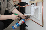 Plumbers often handle potentially dangerous tasks which require an extensive amount of professional training.