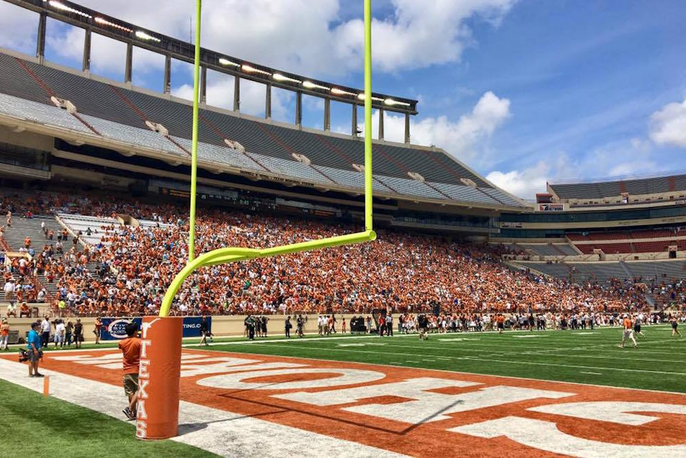 The University of Texas sees the most revenue from athletics in Texas with $182.1 million, according to data from the U.S. Department of Education.