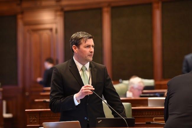 Illinois Representative Peter Breen (R-48th)