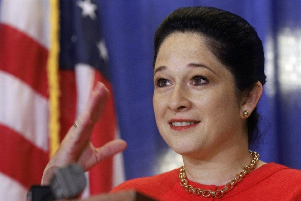Susana A. Mendoza - State of Illinois Comptroller