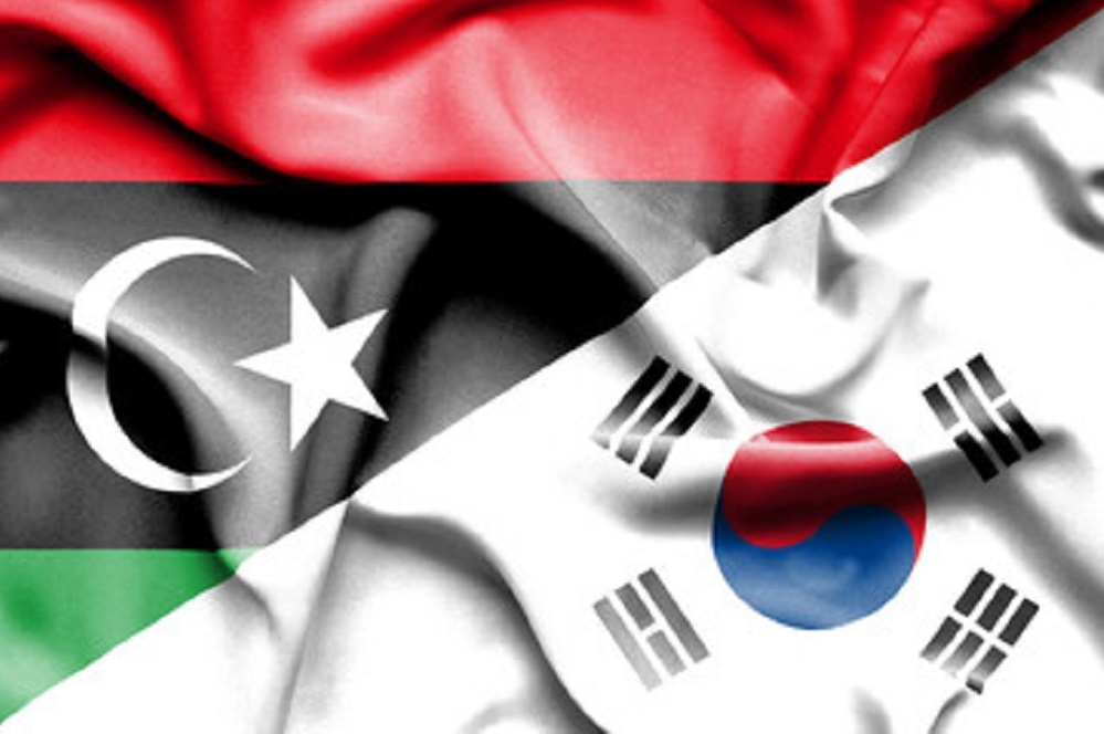 Kim said South Korean companies would continue business in Libya.