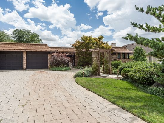 The house located at 2s575 Avenue Chateaux E., Oak Brook, has a property tax bill of over $10,500 in 2016.