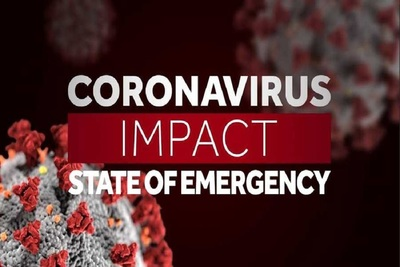 Medium coronavirus impact state of emergency 1000x667