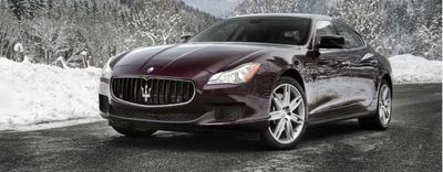 The 2014 Maserati Quattroporte S Q4 is available for $106,900.