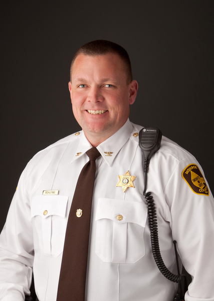 Monroe County Sheriff Neal Rohlfing