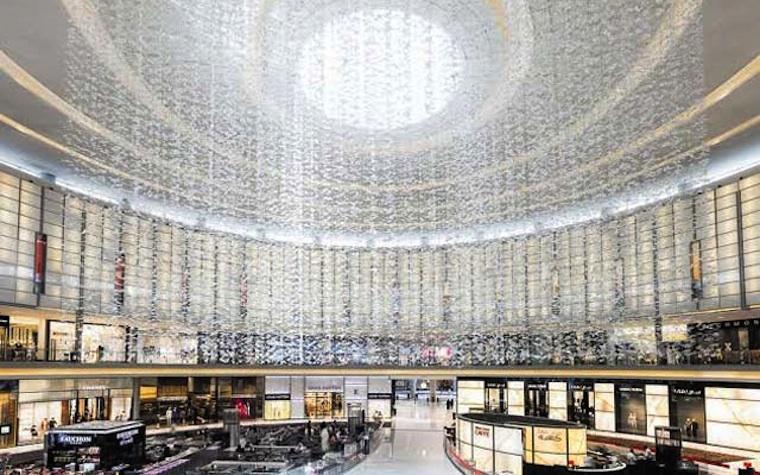 The Fashion Avenue at the Dubai Mall