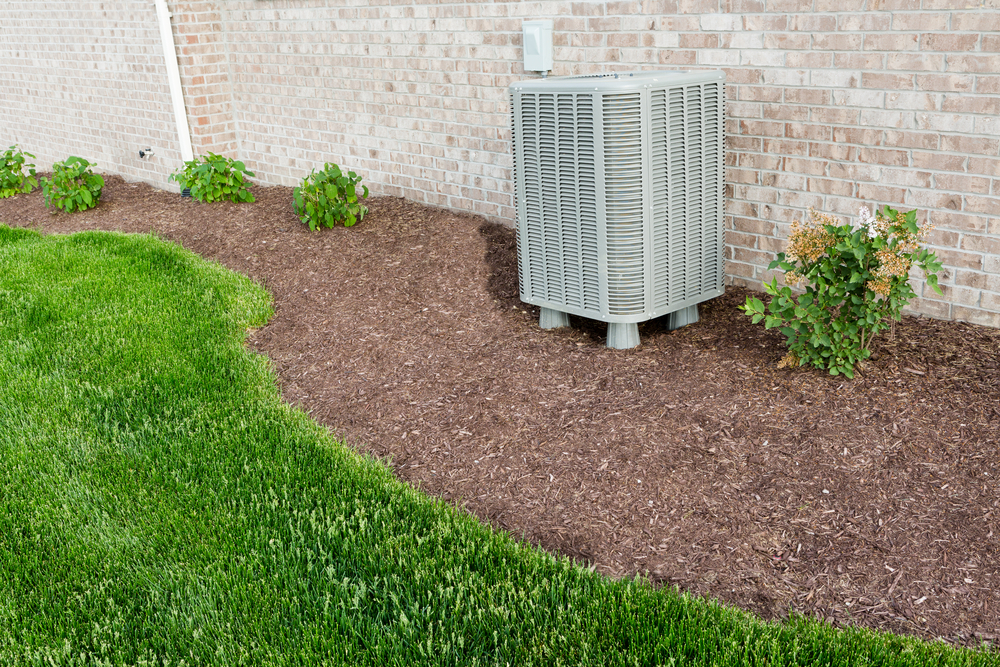 The building and grounds committee reported on a new HVAC system.