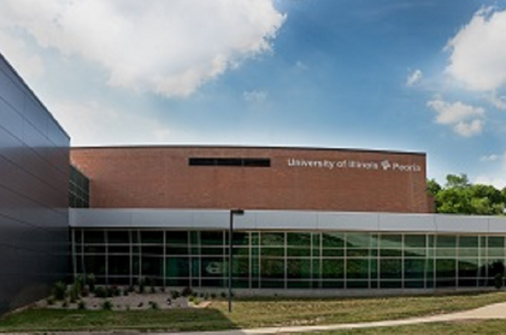 OSF offered $750,000 to help the University of Illinois College of Medicine Peoria.