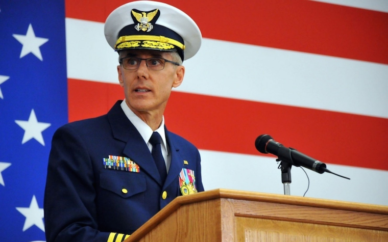 Peter Neffenger, who is retired from the U.S. Coast Guard, will oversee the Transportation Security Administration.