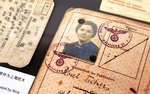 The exhibit tells the story of the migration of the Jews from Europe to Shanghai, one of the few places that accepted Jewish refugees from Nazi persecution.