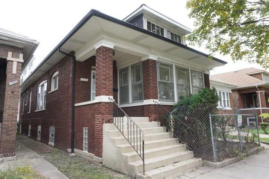 The house located at 6137 S. Maplewood Ave. in West Englewood, currently offered for $99.9K. had a 2016 property tax bill of $2,035.