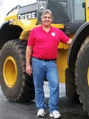 Former Algonquin Township Highway Commissioner Bob Miller