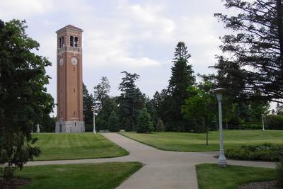 Medium uni campanile