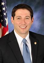 State Senator Jason Barickman, (R-Champaign)