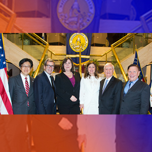 Maria Korsnick chaired the committee, consisting of chief nuclear officers who developed the U.S. response to lessons learned from the Fukushima accident.