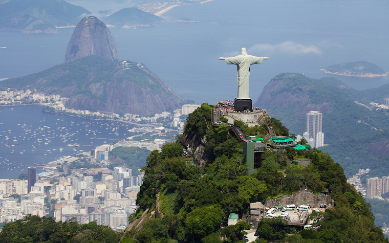 Panasonic Brazil signs agreement to be technology partner for Rio de Janeiro's Sugarloaf Mountain.