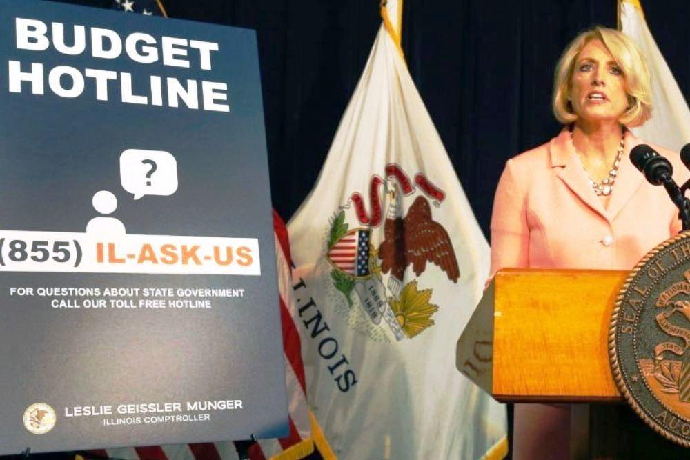 Rauner taps Munger as deputy governor to leverage her versatile skillset