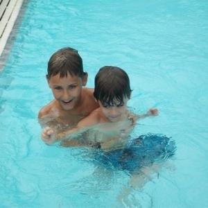 Medium swimmingpool