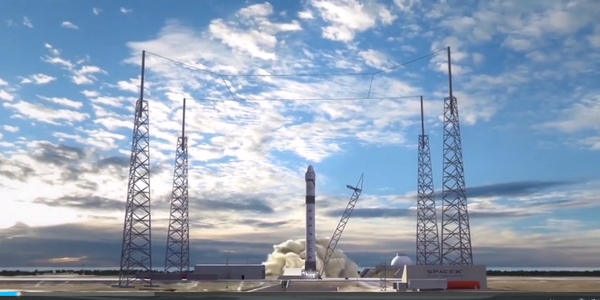 Large spaceflight