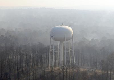 In Bastrop County, wildfires in 2011 destroyed 1,700 homes.