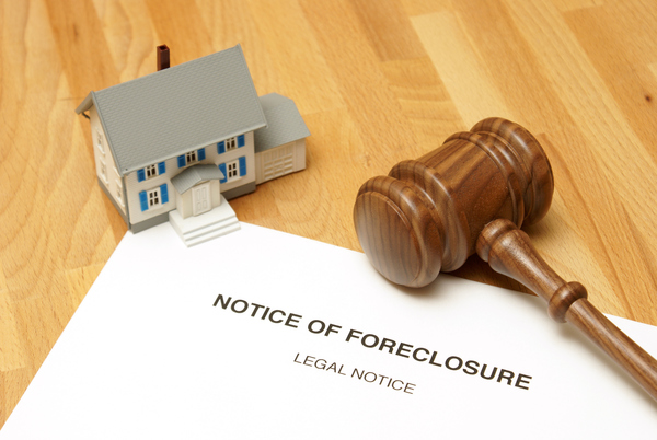 Large foreclosures